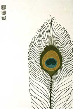 Quintessencepeacockrug