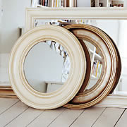 Lovely Things Round Mirrors